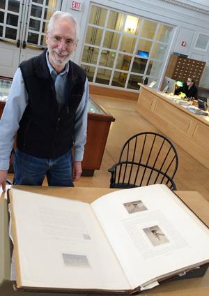 Dr. Ross Virginia, Director, Institute of Arctic Studies, Dartmouth College, New Hampshire